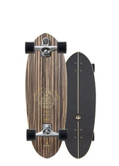 "Clearance 2019 | 30"" Haedron No. 3 Surfskate Complete"