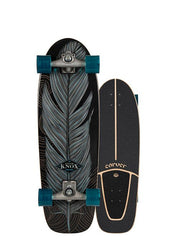 "2020 | Carver 31.25"" Knox Quill Surfskate Complete"