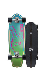 "Clearance 2019 | Lost x Carver 31"" Plank Surfskate Complete"