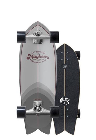 "Clearance 2019 | Lost x Carver 29.25"" RNF Retro Surfskate Complete"