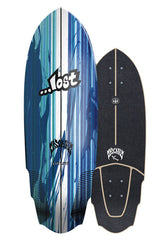 "2019 | Lost x Carver 30"" V3 Rocket Surfskate Deck"