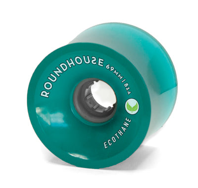 Roundhouse by Carver ECO Concave Wheel Set - 69mm 81a