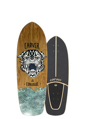 "2020 | Carver 29.5"" Conlogue Sea Tiger Surfskate Deck"