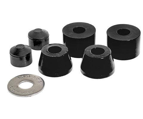 CX.4 Hard Bushing Set Black
