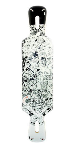 "38"" Chopsicle Deck"