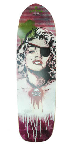 "32"" Surfpunk Deck"