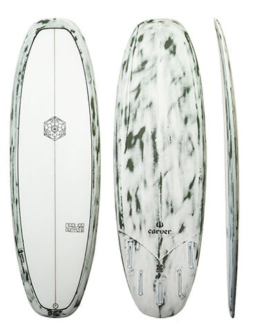 Proteus by Carver | Limited Edition Proteus Surfboard 5'2""