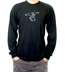 Clearance | 'Truck' Long Sleeve T-Shirt