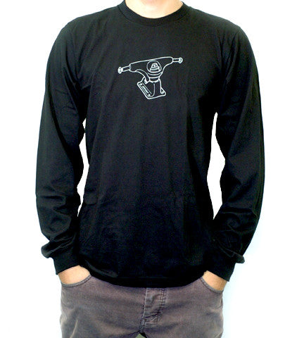 Carver 'Truck' Long Sleeve T-Shirt