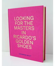 Load image into Gallery viewer, Looking For The Masters In Ricardo's Golden Shoes