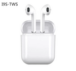 NEW I9S-TWS Bluetooth Sport Earphones with Charging Case [Special offer]