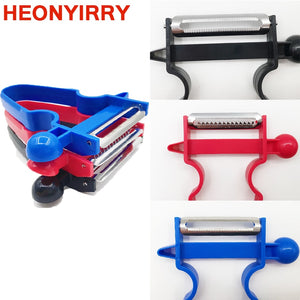 Carrot Grater Slicer Shredder Peeler Julienne Cutter Multi-purpose Peel Blade Kitchen Tools Peeler Magic Trio Peeler