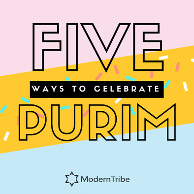 Five Ways to Celebrate Purim