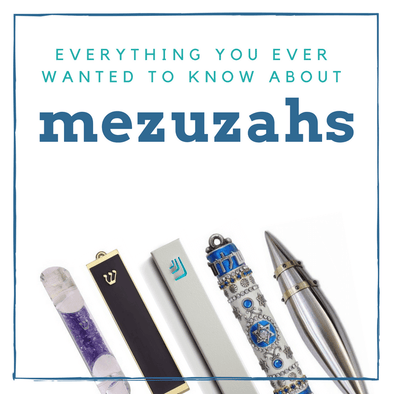 What's on a Mezuzah Scroll, Anyway?