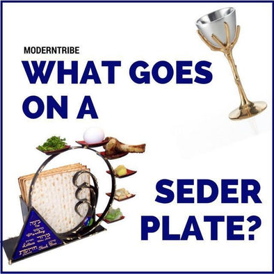 What Goes on a Seder Plate