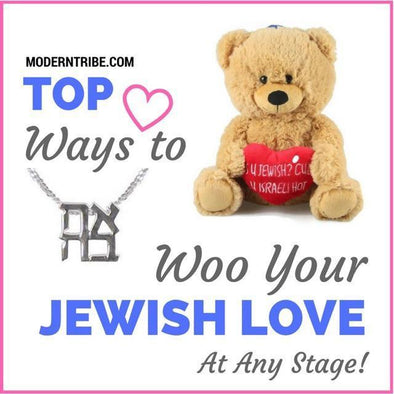 Top Ways to Impress Your Jewish Man or Woman