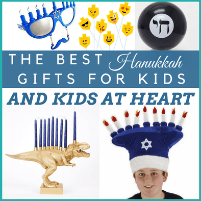 The Best Hanukkah Gifts for Kids (and Kids at Heart)