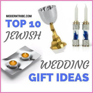 Top 10 Cool Jewish Wedding Gifts