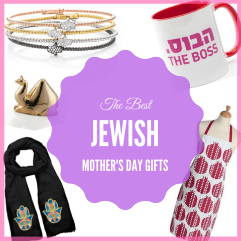 Jewish Mother's Day Gifts