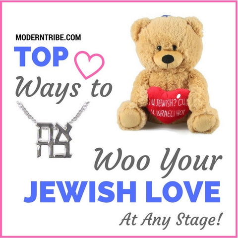 In love with a jewish man