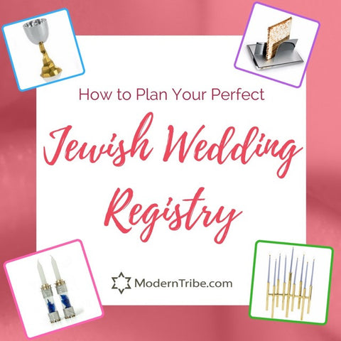 Jewish Wedding Registry