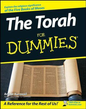 The Torah for Dummies by Baker & Taylor - ModernTribe