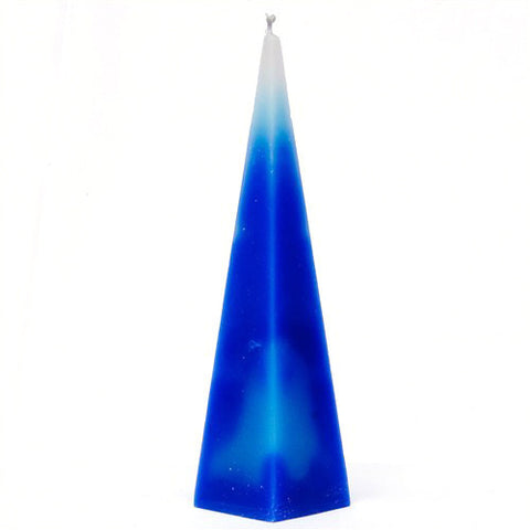 Pyramid Havdalah Candle - Stands on Its Own! by JET - ModernTribe