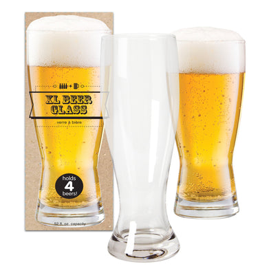 XL Beer Glass by Decor Craft - ModernTribe - 1