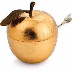 Golden Apple Honey Pot by Michael Aram by Michael Aram - ModernTribe