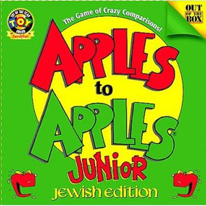 Apples to Apples Junior Jewish Edition - Ages 9 to Adult by JET - ModernTribe