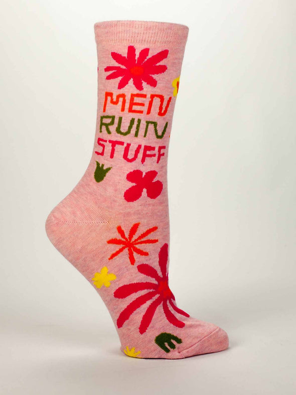 Men Ruin Stuff Socks by Blue Q - ModernTribe
