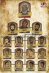 African Bible Posters by Eyeseeme