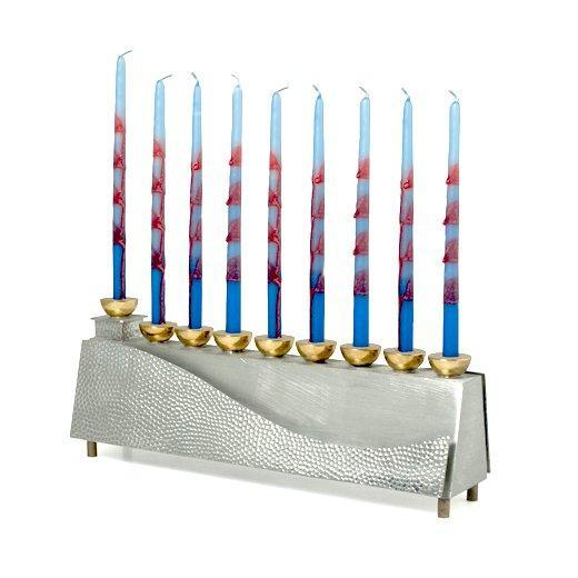 Negev Menorah by Joy Stember