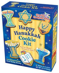 Happy Hanukkah Cookie Kit - Crafty Cooking Kits by JET - ModernTribe