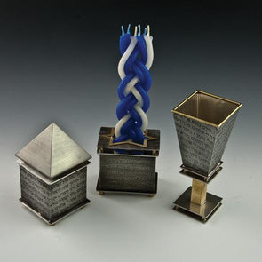 Prayer Collection Havdalah Set by Joy Stember by Joy Stember - ModernTribe