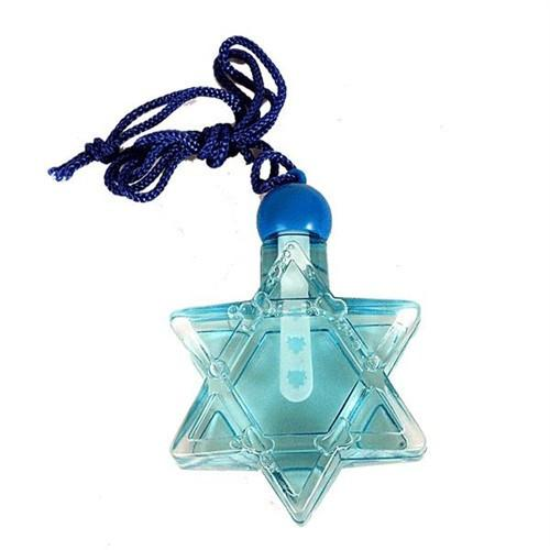 JET Toy Star of David Bubble Necklaces - Ages 3+