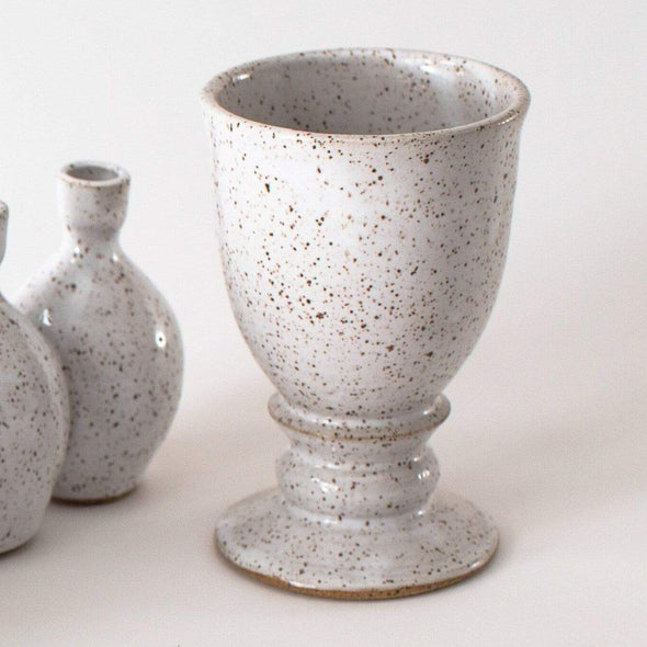 Rachel Pots Kiddush Cups Ceramic Kiddush Cup by Rachael Pots