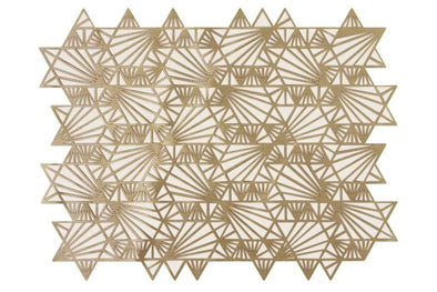 Apeloig Collection Challah Accessory Gold Laser Cut Challah Cover - (Choice of Colors)