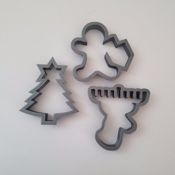 Chrismukkah Cookie Cutters - ModernTribe