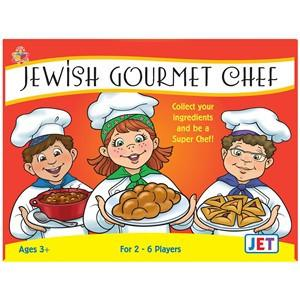 JET Game Jewish Gourmet Chef Game