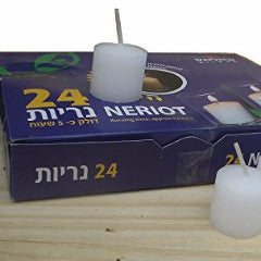 Apex Candles Neriot Candles Refills Box of 24
