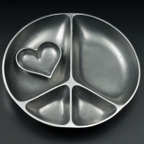 The Serving Peace Serving Dish by Inspired Generations - ModernTribe