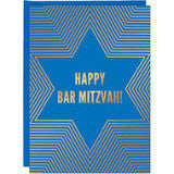 Bar Mitzvah Card by Waste Not Paper - ModernTribe