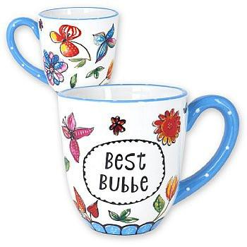Ceramic Best Bubbe Mug