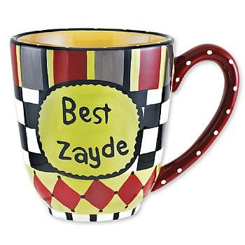 Best Zayde Mug