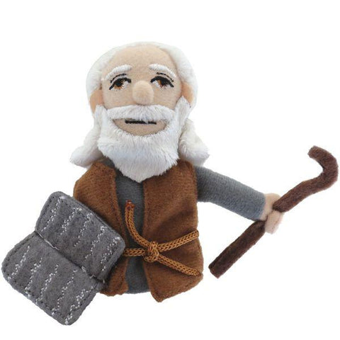 Moses Finger Puppet by Unemployed Philosopher's Guild - ModernTribe
