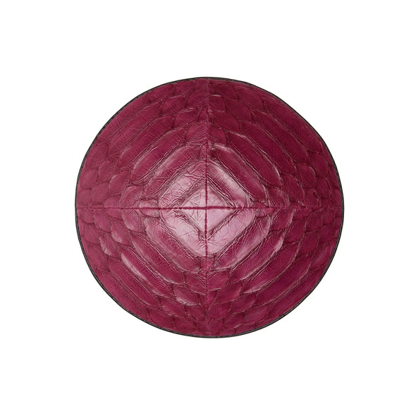 Youth Python Kippah - (Choice of Colors), Kid Size