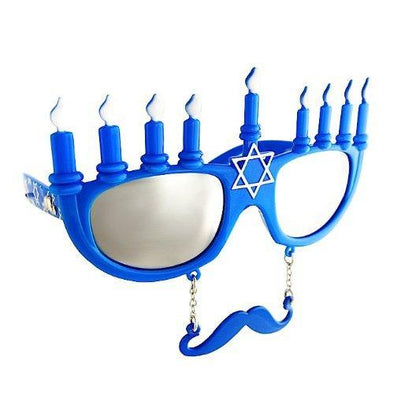 Other Sunglasses Menorah Sun-Staches Sunglasses
