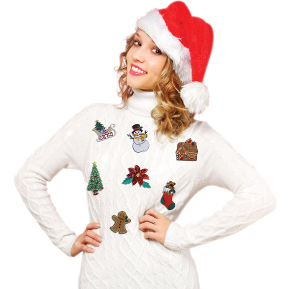 Ugly Christmas Sweater Kit by Decor Craft - ModernTribe - 1