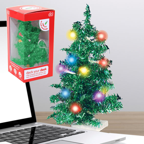 Deck Your Desk Mini Tree - ModernTribe